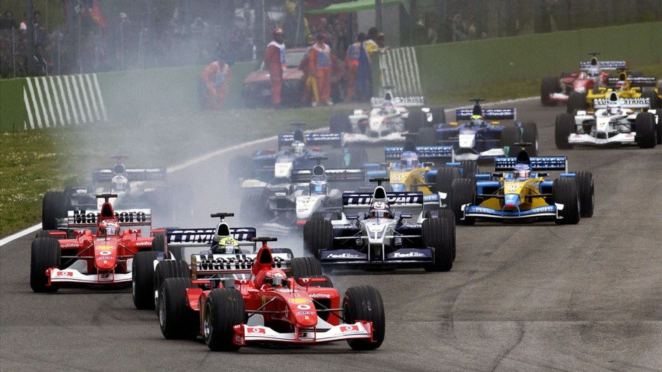 Italian law makes F1 return to Imola unlikely