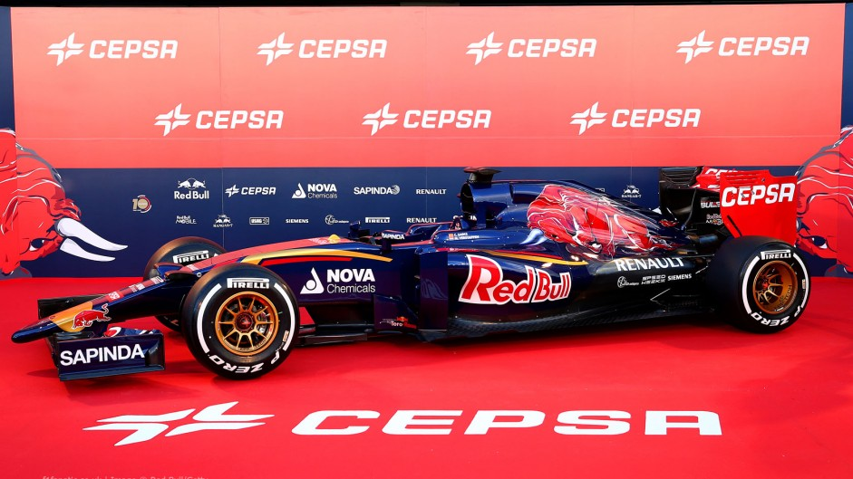 First pictures: Toro Rosso launch STR10 in Jerez
