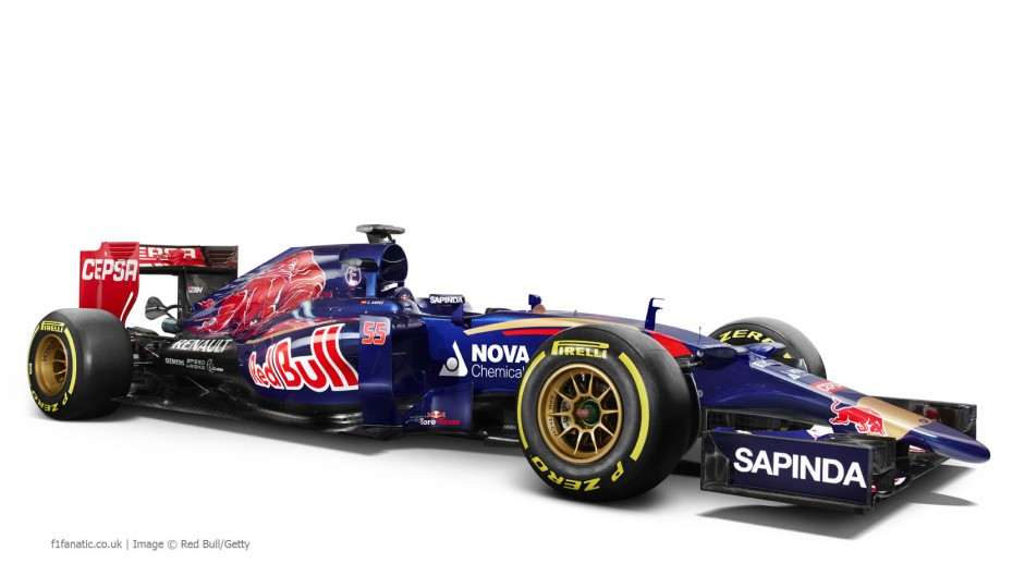 "Key: High hopes for ""very different"" Toro Rosso"