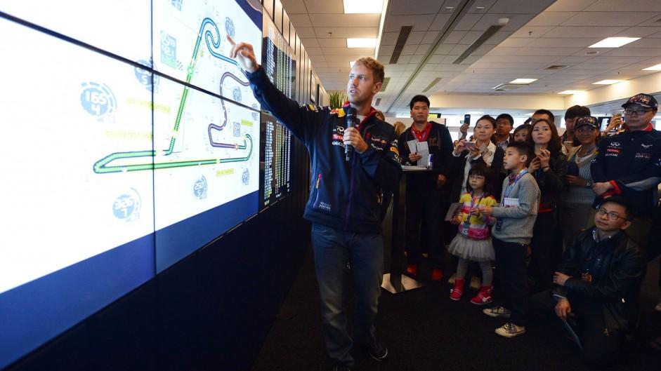 Caption Competition 68: Sebastian Vettel