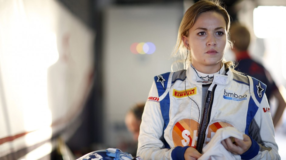 Lotus hires Carmen Jorda as development driver