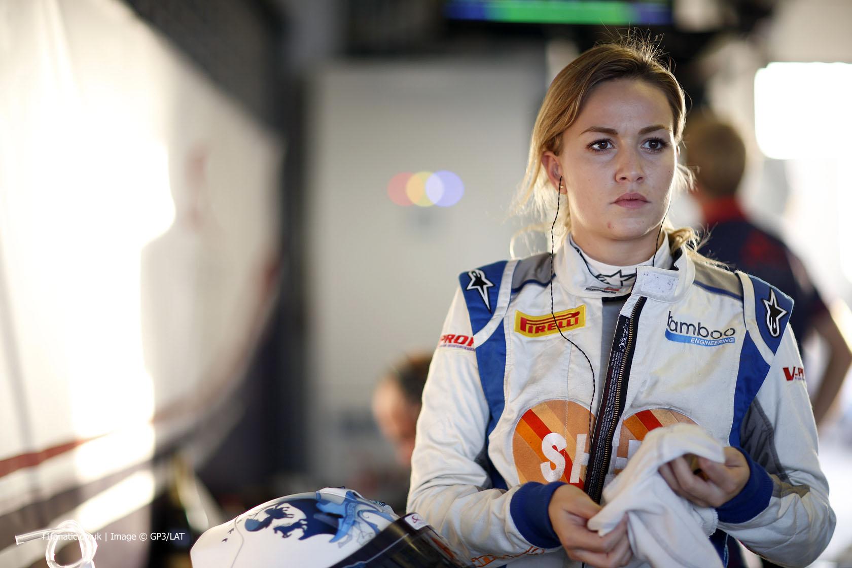 Carmen Jorda, GP3, 2013