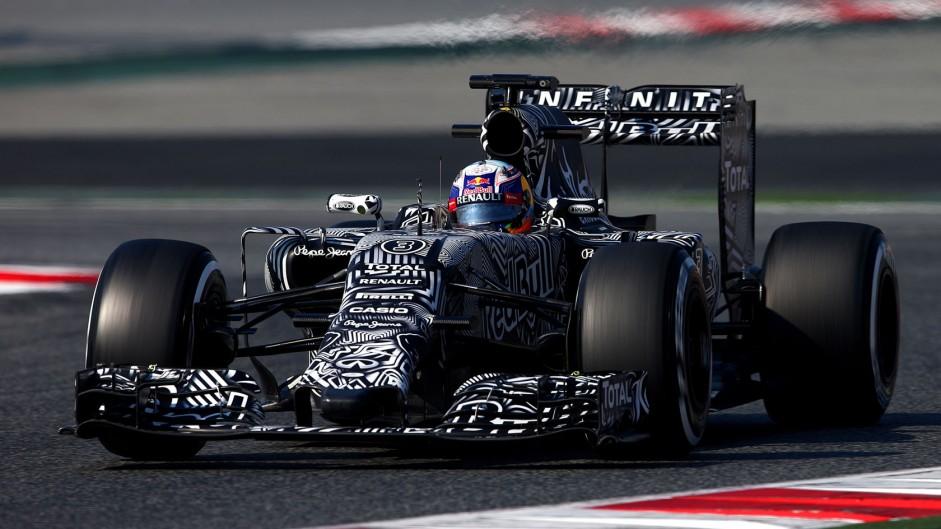 Daniel Ricciardo, Red Bull, Circuit de Catalunya, 2015