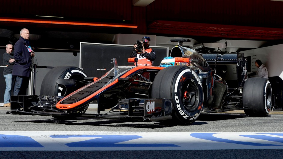 Alonso's crash not caused by car fault – McLaren