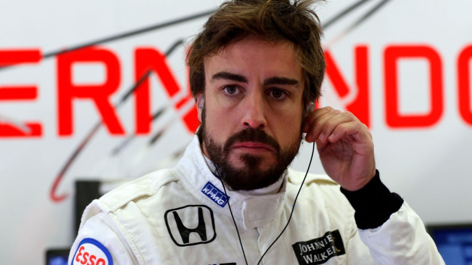 Alonso to miss first race of 2015 on medical grounds