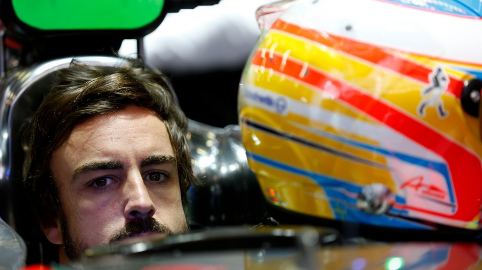 McLaren waiting for FIA approval on Alonso return