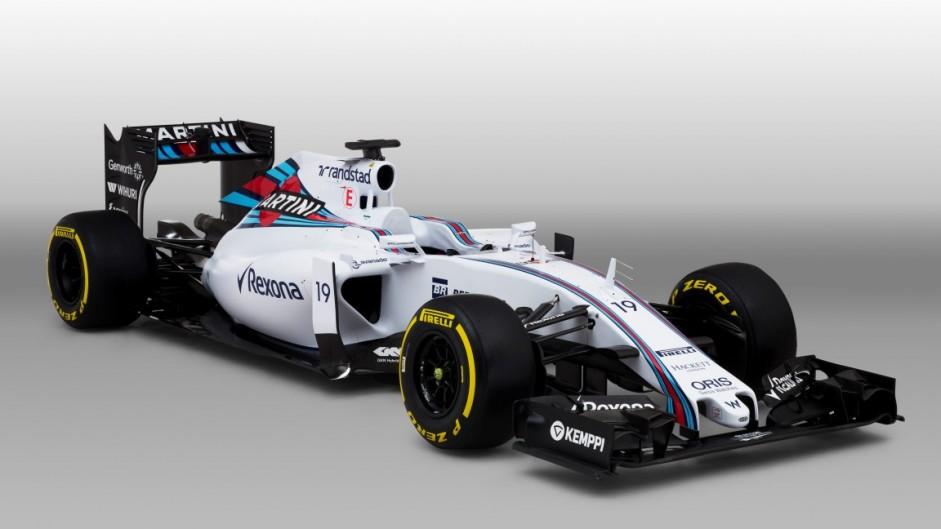 Williams FW37, 2015