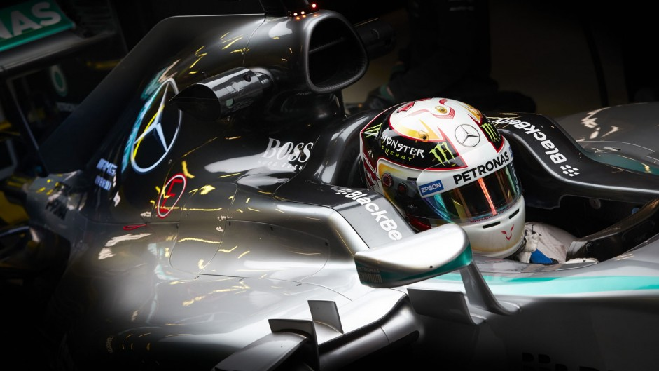 Mercedes and Hamilton eye repeat title wins