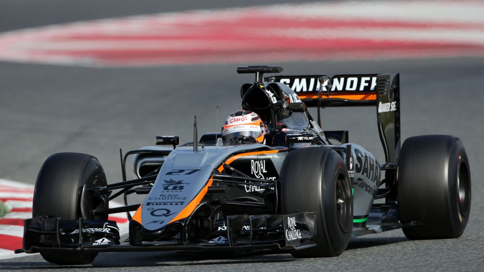 Force India expect mid-season gains from wind tunnel
