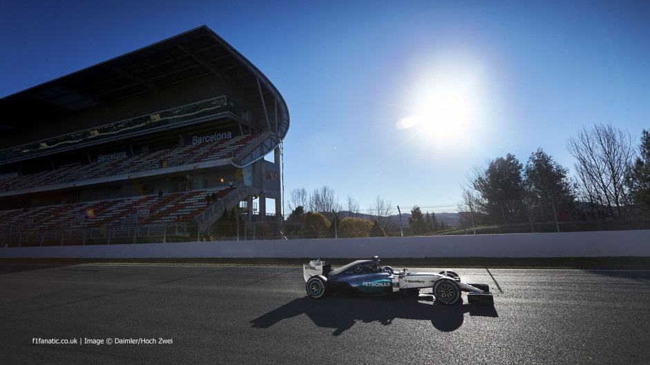 Ten things we want to know about the 2016 F1 season