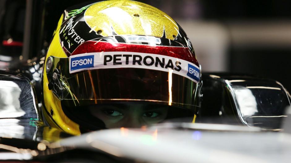 Pascal Wehrlein, Force India, Circuit de Catalunya, 2015