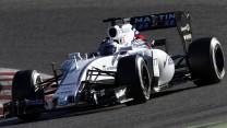 Valtteri Bottas, Williams, Circuit de Catalunya, 2015