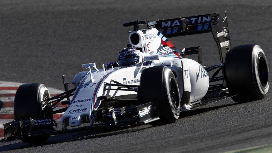 Williams challenged to repeat their high of 2014