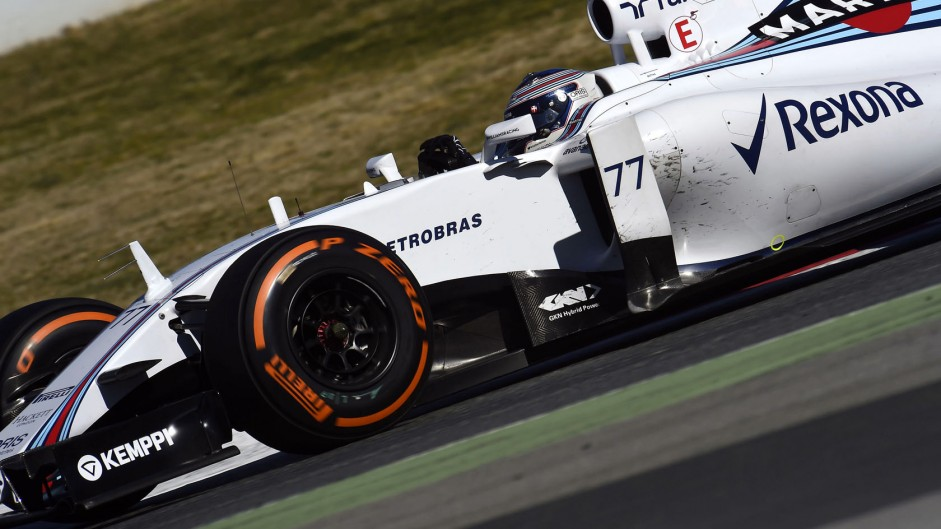 "Williams have ""very competitive"" car for first race"