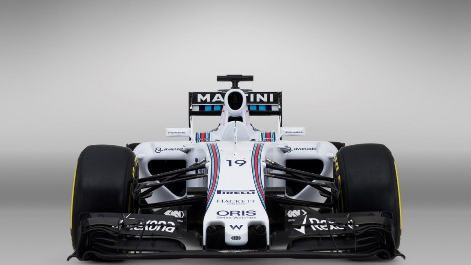 Williams FW37