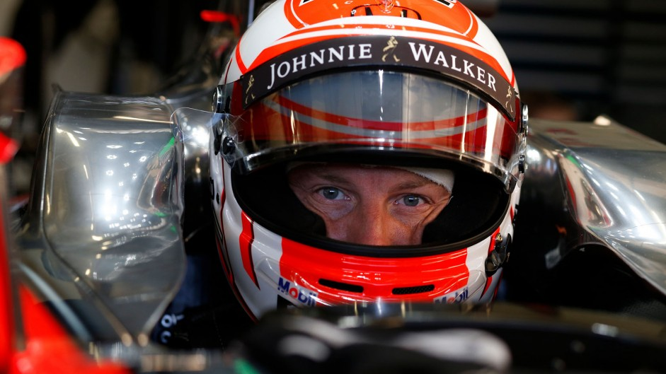 We won't win in Australia but we'll improve – Button
