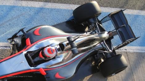 Jenson Button, McLaren, Circuito de Jerez, 2015