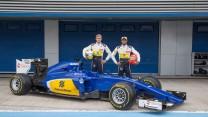 Marcus Ericsson, Sauber, Circuito de Jerez, 2015