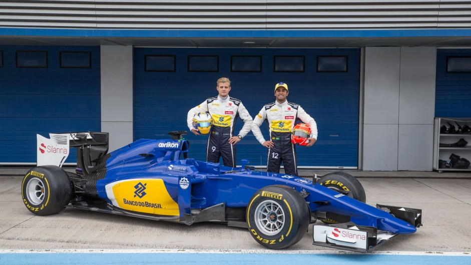 Sponsor Watch: 2015 F1 car launches