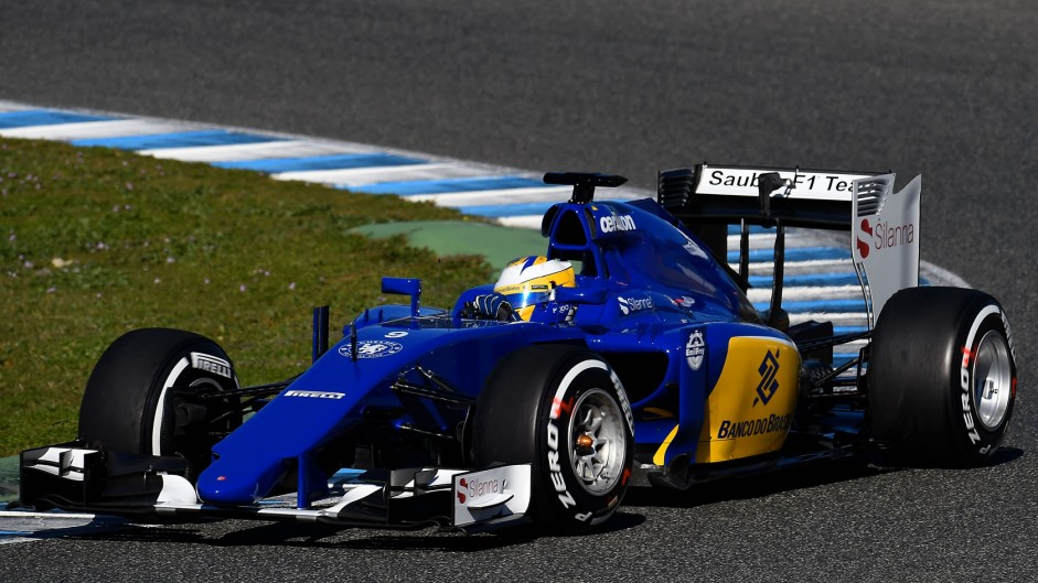 Struggling Sauber must end points drought
