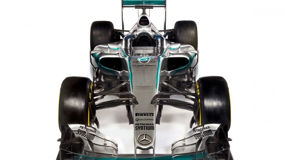 First pictures: Mercedes launch W06 in Jerez