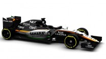 Force India VJM08, 2015