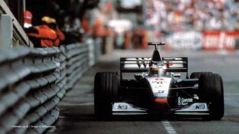 Mika Hakkinen, McLaren, Monte-Carlo, Monaco, 1998