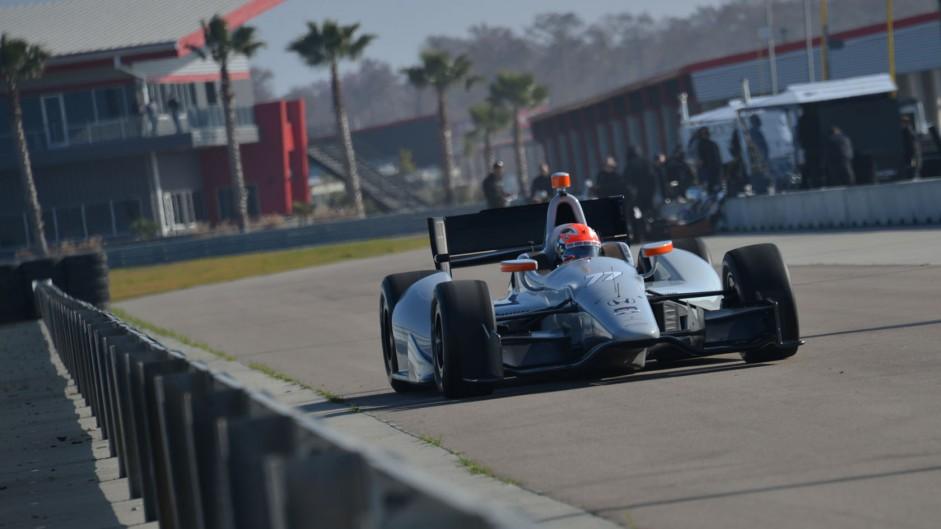 James Hinchcliffe, IndyCar, 2015