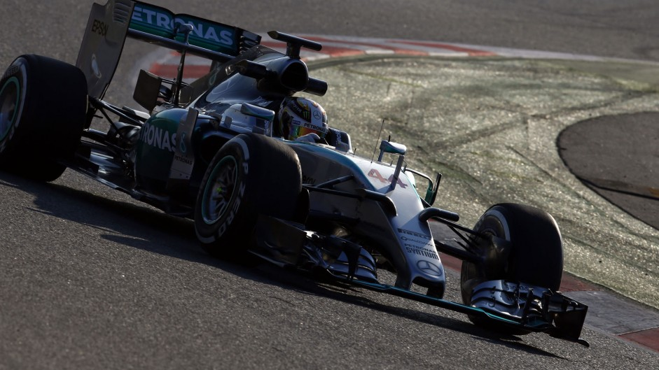 Unwell Hamilton replaced by Wehrlein at test