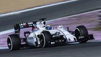 Felipe Massa, Williams, Circuito de Jerez, 2015