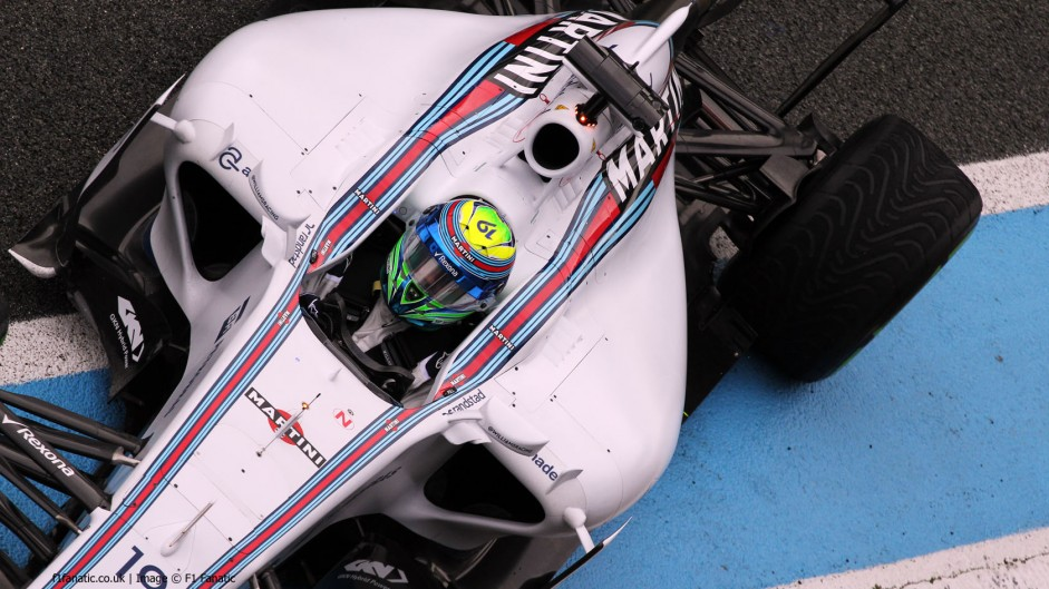 Williams ready to win races – Massa