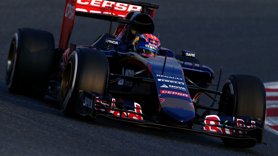 Max Verstappen, Toro Rosso, Circuit de Catalunya, 2015