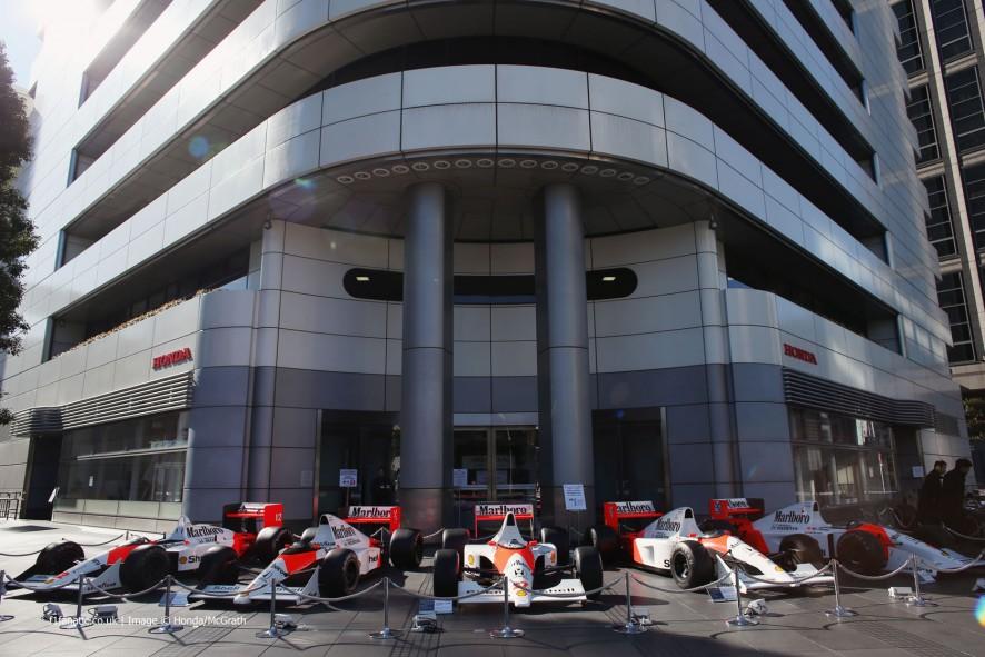 McLarens, 2015