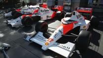 McLaren MP4-5B, 2015