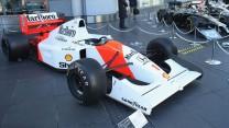 McLaren MP4-7, 2015
