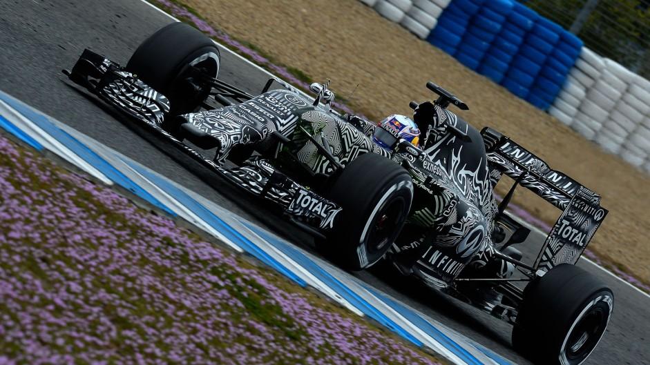 Daniel Ricciardo, Red Bull, Circuito de Jerez, 2015