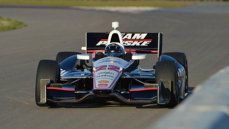 Simon Pagenaud, IndyCar, 2015