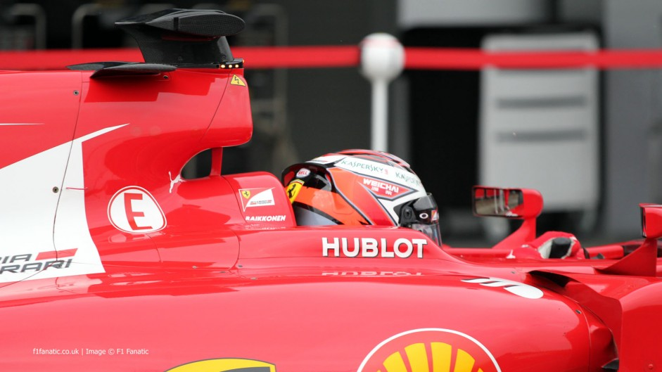 New Ferrari 'a completely different story' – Raikkonen