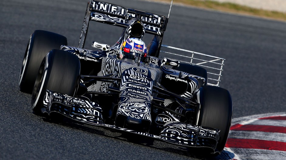 "Red Bull ""on the pace"" despite ongoing problems"