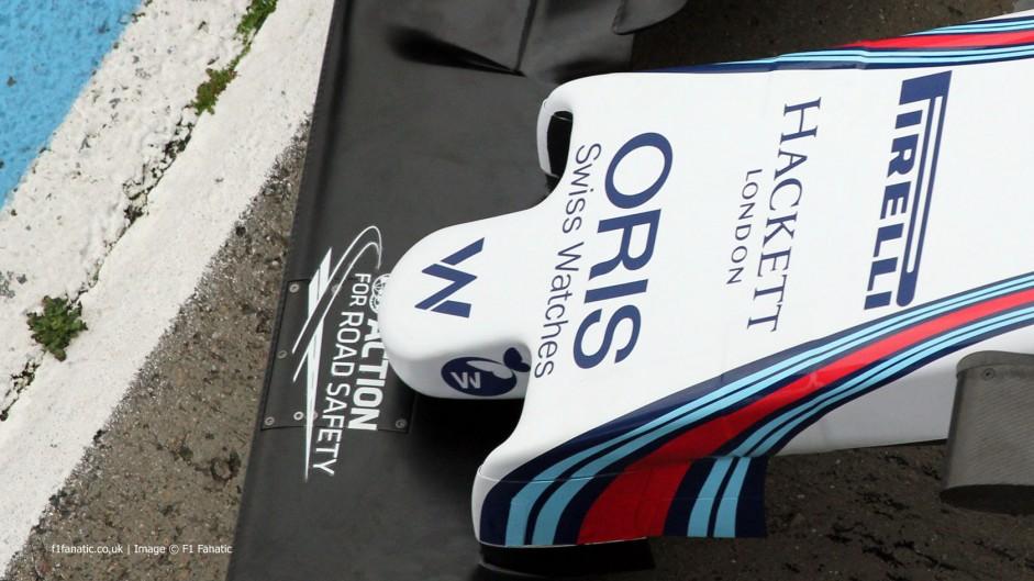 Williams, Circuito de Jerez, 2015