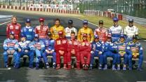 Drivers, Suzuka, 1996
