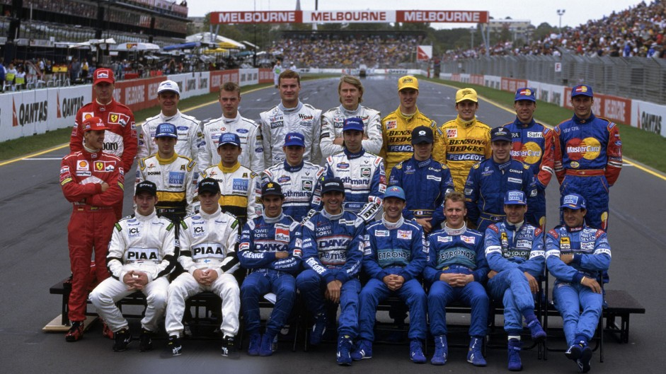 Drivers, Melbourne, 1997