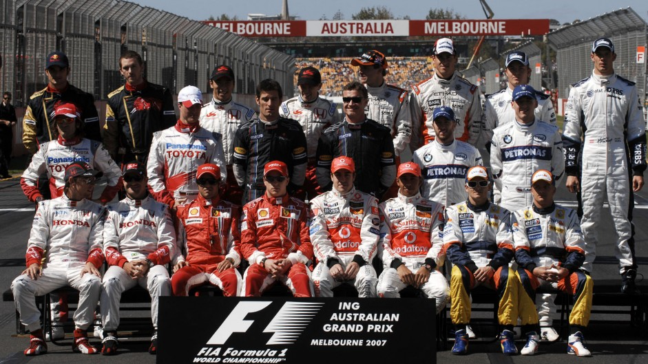 Drivers, Melbourne, 2007