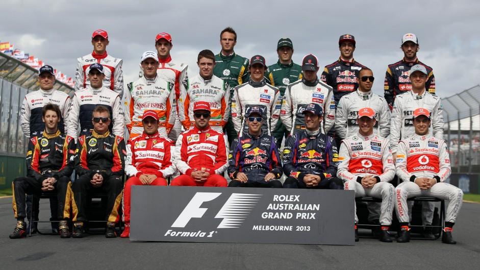 Drivers, Melbourne, 2013