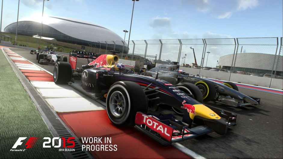 Codemasters to launch F1 2015 in June