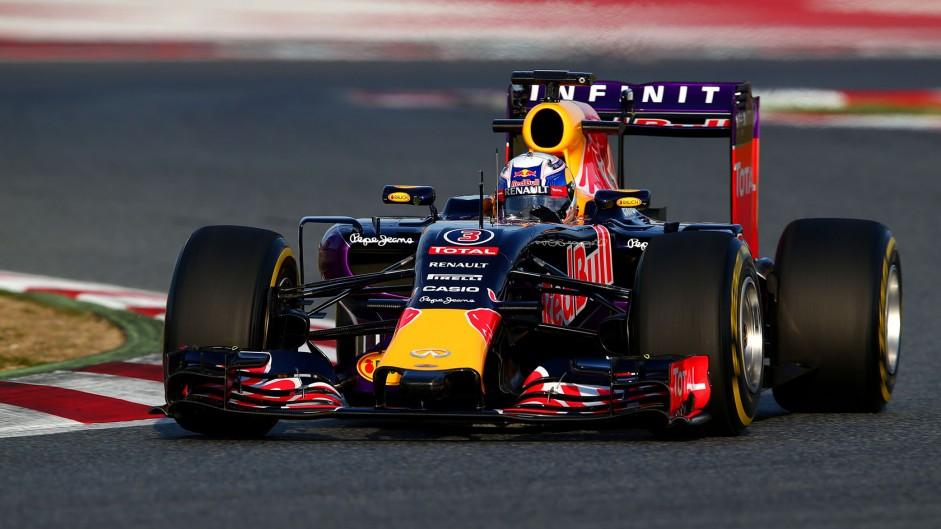 Testing masked Red Bull's gains – Ricciardo