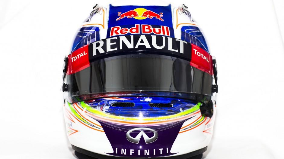 Daniel Ricciardo 2015 helmet