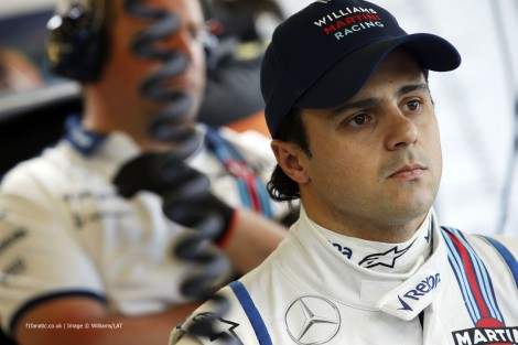 Felipe Massa, Williams, Albert Park, 2015