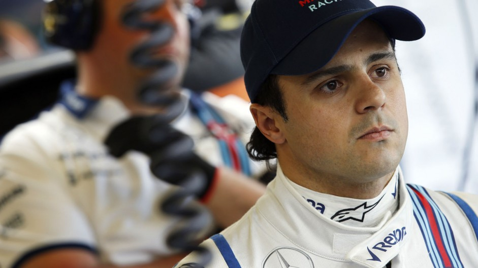 Williams still off the pace in wet conditions – Massa