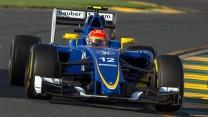 Felipe Nasr, Sauber, Albert Park, 2015